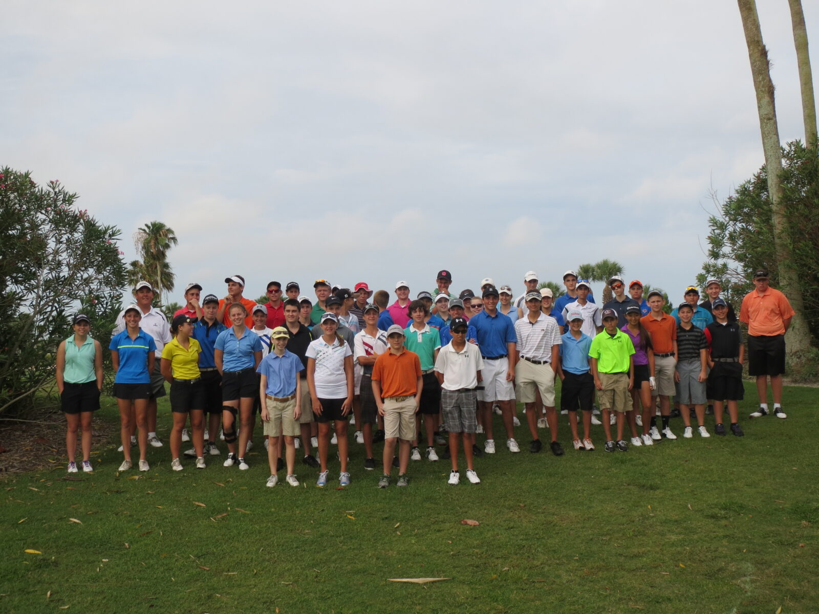SWFJGA 9-Hole Tournament Scores