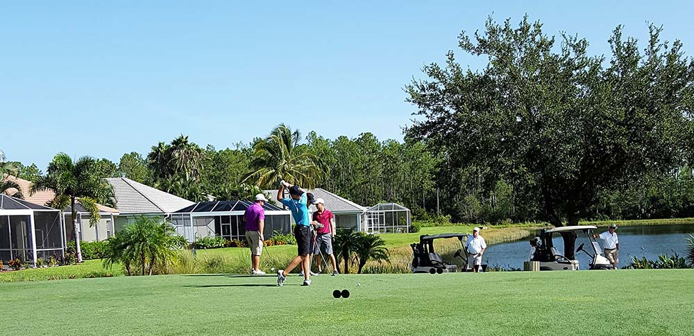 August 1 9 Hole Tournament Scores, Whiskey Creek